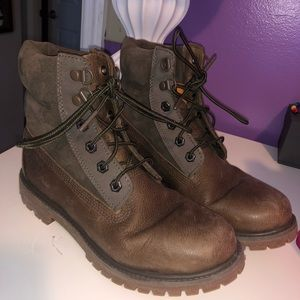 Timberland Women's Boots *only worn once*